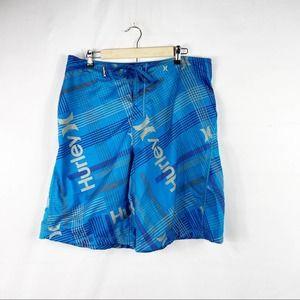 HURLEY Men's Board Swim Shorts in Size 36/Large